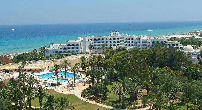Marhaba Beach Sousse